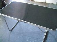 Folding Table.....
