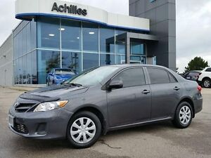 2012 Toyota Corolla CE, Auto, Nicely Equipped, One Owner