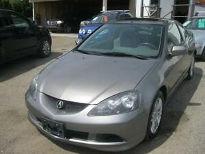2005 Acura RSX RARE -SPECIAL- COUPE!