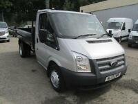 Ford Transit Single Cab Tipper Tdci 100Ps [Drw] Euro 5 DIESEL MANUAL (2013)
