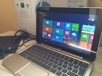 HP Envy X2 laptop and tablet. Ex Cond.