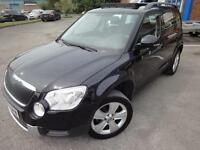 LHD 2013 Skoda Yeti 1.2TSI 5 Door SPANISH REGISTERED