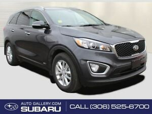 2017 Kia Sorento LX TURBO | AWD |  LOADED | HEATED SEATS | TOUCH