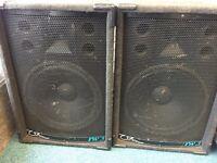 OHM RW3 Pair of Speakers