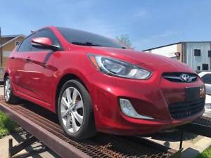 2012 Hyundai Accent SE **FULLY LOADED & CERTIFIED**