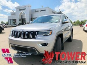 2018 Jeep Grand Cherokee Limited - FULLY LOADED