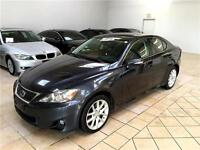 2011 Lexus IS250 AWD NAVI LEATHER ROOF!