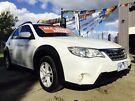 2012 Subaru Impreza MY11 XV (AWD) 4 Speed Automatic Hatchback