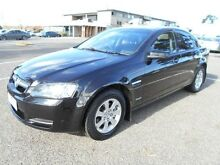 2009 Holden Commodore VE MY10 Omega Black 6 Speed Automatic Sedan Maidstone Maribyrnong Area Preview