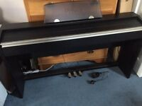 CASIO Privia PX-730 Digital Piano - 88 Weighted Keys / USB / AIF Linear Morphing