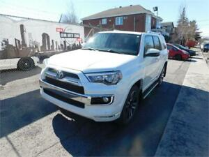 TOYOTA 4RUNNER SR5 LIMITED (7 PASSAGERS NAVIGATION BLUETOOTH)