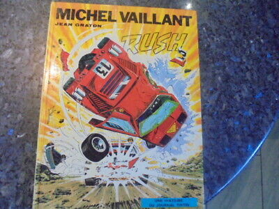 belle reedition michel vaillant rush....