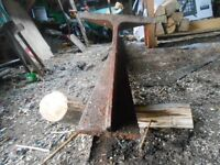metal I beam joist for sale 3.5 m long