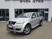 2012 Great Wall V240 K2 MY11 (4x2) Silver 5 Speed Manual Dual Cab Utility Beckenham Gosnells Area Preview