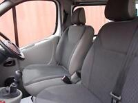 Vauxhall Vivaro Shuttle Bus 9 SEATER 2.0Cdti [115Ps] Euro 5 DIESEL WHITE (2014)