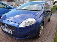 2007 57 Fiat Grande Punto 1.2 Active 8v 3Dr Hatchback
