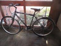 Gents Large Hybrid / Commuter bike 21 speed