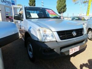 2006 Holden Rodeo RA MY06 LX 4x2 Silver 5 Speed Manual Cab Chassis Minchinbury Blacktown Area Preview