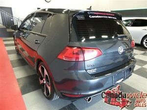 2015 Volkswagen Golf GTI Autobahn, Navigation, Power Sunroof Edmonton Edmonton Area image 9
