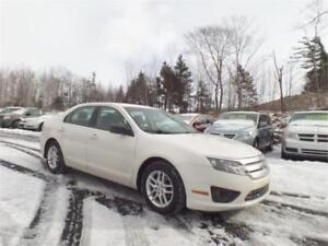 $99 bi wkly oac!!! 2012 Ford Fusion S ONLY 108000 KM !