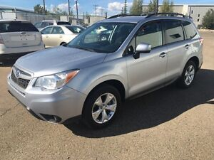 2015 Subaru Forester 2.5i AWD - $154 Bi-Weekly Payments!