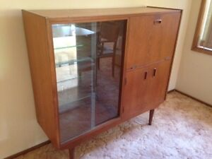 Chiswell Mid Century Retro Drinks cabinet Port Macquarie Port Macquarie City Preview