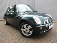 Mini One 1.6 Pepper Pack Edition, Superb Specification, Very Very Low Miles for Year