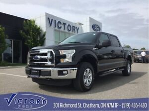 2016 Ford F-150 XLT, 5.0L V8, 4x4, Spray in Liner