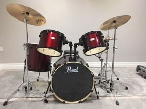 Drum set / Complete / Very Clean/  Great Deal