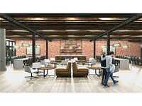 Prime Office Space at Royal Brick Works!