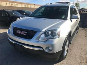 2011 GMC Acadia SLE2 NO ACCIDENT *free certification this month*