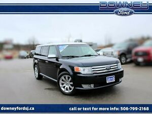 2010 Ford Flex LTD LEATHER HEATED SEATS BLUETOOTH PANO ROOF NICE