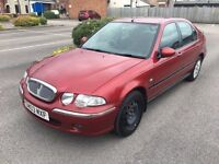 2003 Rover 45 1.4 impression very reliable cheap car