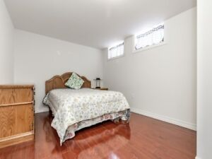 Newly Renovated 4BR Basement for Rent (Finch / Birchmount)