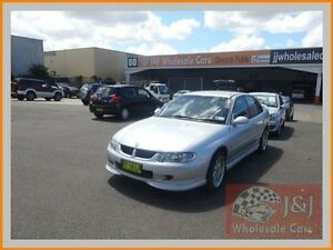 2000 Holden Commodore VX Executive Silver 4 Speed Automatic Sedan Warwick Farm Liverpool Area Preview