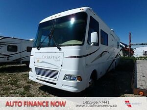 2006 Ford Deluxe F550 MOTOR HOME