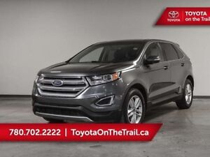 2015 Ford Edge SEL AWD LEATHER BACK-UP CAMERA