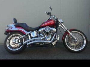 2011 Harley-Davidson Softail Beckenham Gosnells Area Preview