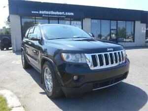 JEEP GRAND CHEROKEE LIMITED OVERLAND 4X4 2011 **NAVIGATION/GPS**