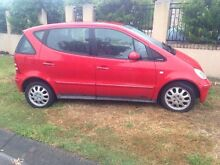 Wrecking Mercedes Benz A160 Auto Calamvale Brisbane South West Preview