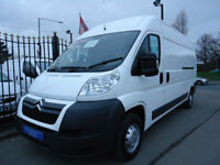 2013 63 CITROEN RELAY 2.2HDi 35 (130) L3H2 Enterprise Panel Van 2198cc