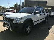 2006 Holden Rodeo RA MY06 LX White Manual Utility Yagoona Bankstown Area Preview