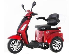 New 500W+ Electric Mobility Scooter 14/22/30kmh - FREE DELIVERY