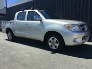 2006 Toyota Hilux GGN15R 06 Upgrade SR Gold 5 Speed Manual Dual Cab Pick-up Phillip Woden Valley Preview