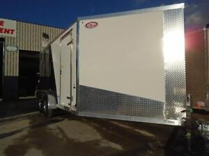 DISCOUNTED ALUMINUM DRIVE IN/OUT 19' AMERALITE TRAILER London Ontario image 8