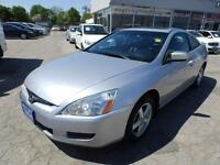2005 Honda Accord EX-L,Leather,Roof,3 YEARS P-T WARRANTY AVAILAB