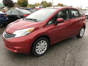 2014 Nissan Versa Note SV CAMERA BLUETOOTH CRUISE AUTOMATIQUE