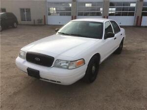 2010 Ford Police Interceptor Certified $5995+Hst&Lic