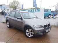 BMW X5 3.0 XDRIVE30D SE 5d AUTO 232 BHP A LOW PRICE 5DR F (grey) 2009
