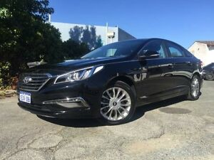 2015 Hyundai Sonata LF Active Black 6 Speed Automatic Sedan Beckenham Gosnells Area Preview